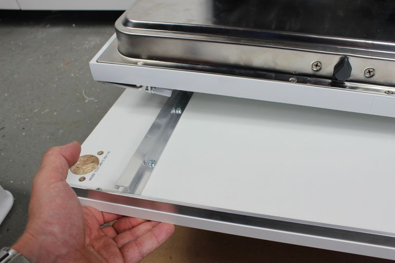 Adapt R Monteren Van Het Ikea Front Aan Vaatwasser Glijsysteem
